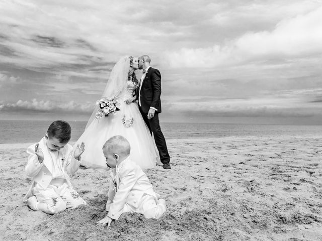 Le nozze di Shelley e Aaron