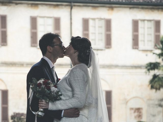 Il matrimonio di Alberto e Anna a Castiglione Olona, Varese 5