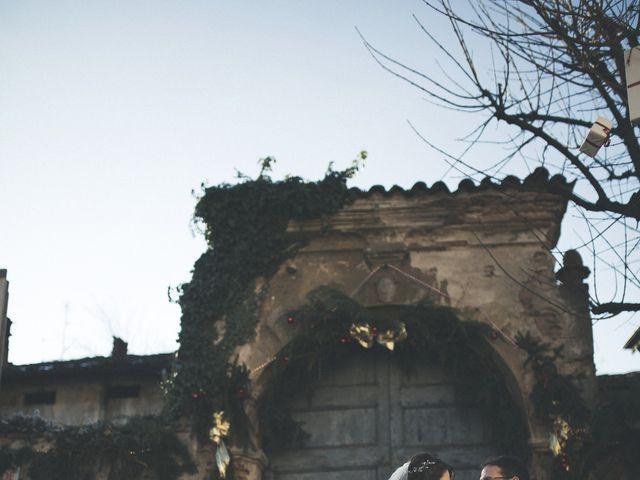 Il matrimonio di Alberto e Anna a Castiglione Olona, Varese 7
