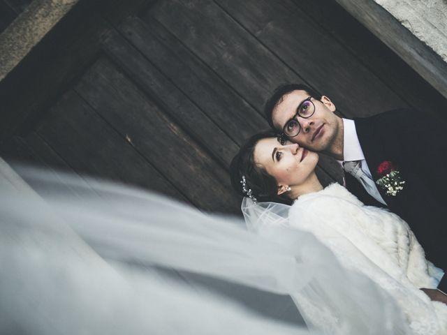 Il matrimonio di Alberto e Anna a Castiglione Olona, Varese 1