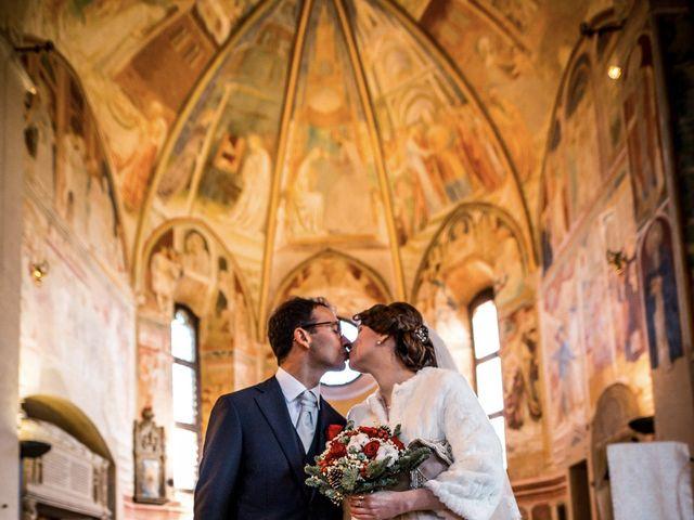 Il matrimonio di Alberto e Anna a Castiglione Olona, Varese 10