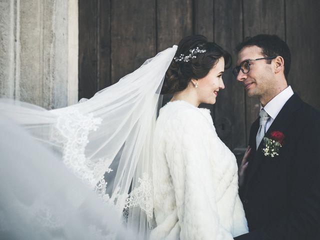 Il matrimonio di Alberto e Anna a Castiglione Olona, Varese 2