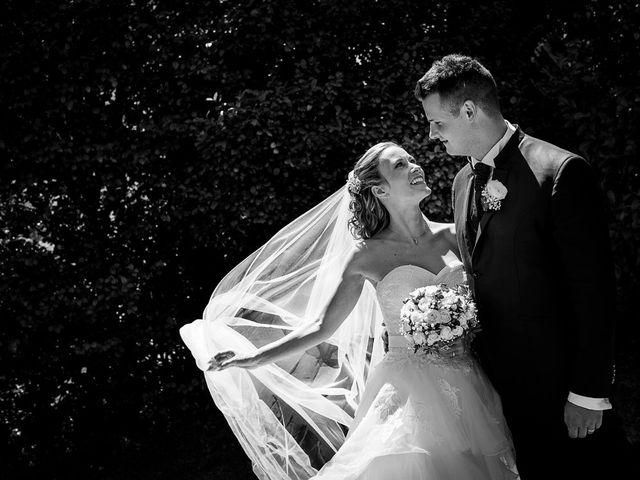 Le nozze di Paola e Roberto