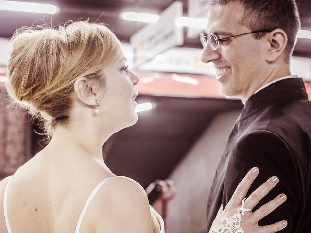 Le nozze di Silvia e Pierfranco