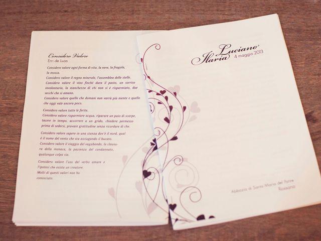 Il matrimonio di Luciano e Ilaria a Corigliano Calabro, Cosenza 23