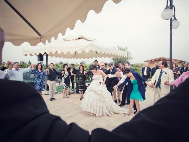 Il matrimonio di Luciano e Ilaria a Corigliano Calabro, Cosenza 45