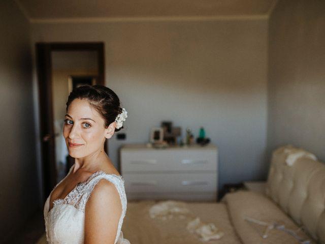 Il matrimonio di Arianna e Leonardo a Viareggio, Lucca 22