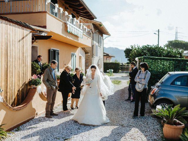 Il matrimonio di Arianna e Leonardo a Viareggio, Lucca 24