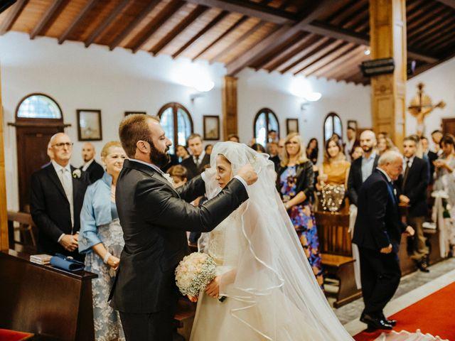 Il matrimonio di Arianna e Leonardo a Viareggio, Lucca 29