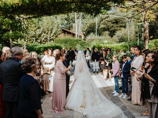 Il matrimonio di Arianna e Leonardo a Viareggio, Lucca 40