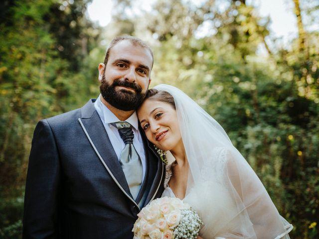 Il matrimonio di Arianna e Leonardo a Viareggio, Lucca 43
