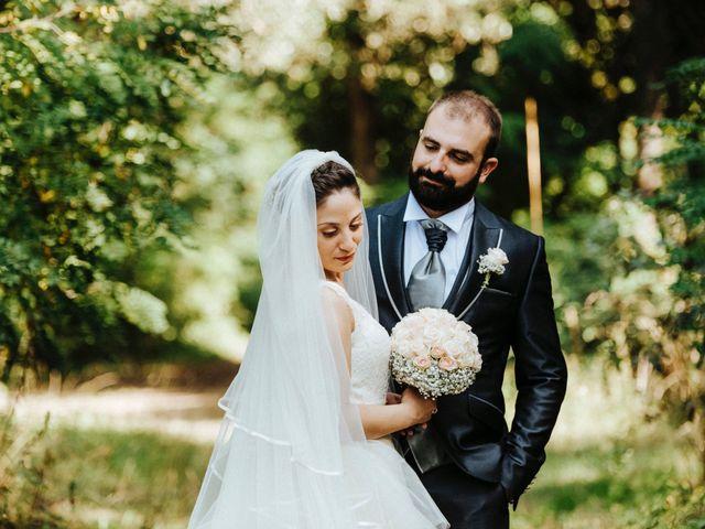 Il matrimonio di Arianna e Leonardo a Viareggio, Lucca 45