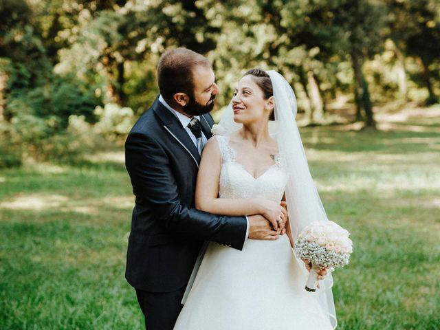 Il matrimonio di Arianna e Leonardo a Viareggio, Lucca 49