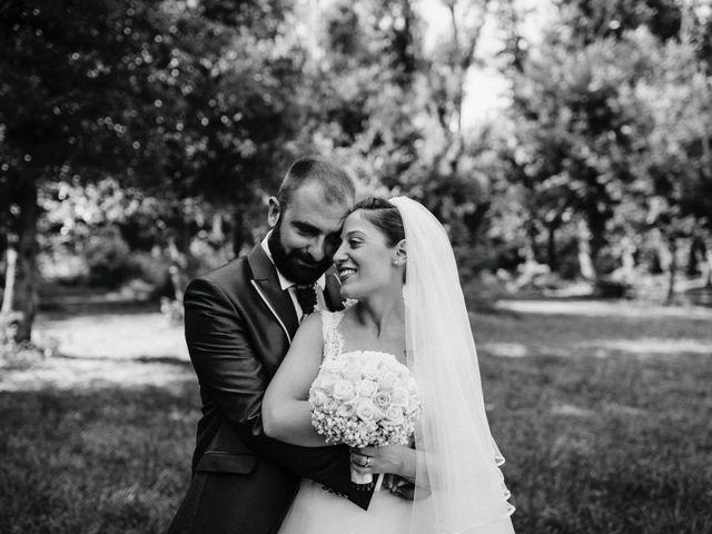 Il matrimonio di Arianna e Leonardo a Viareggio, Lucca 50