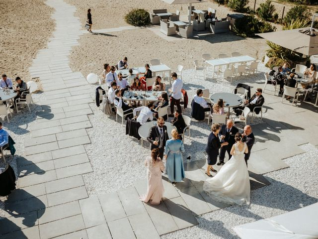 Il matrimonio di Arianna e Leonardo a Viareggio, Lucca 63