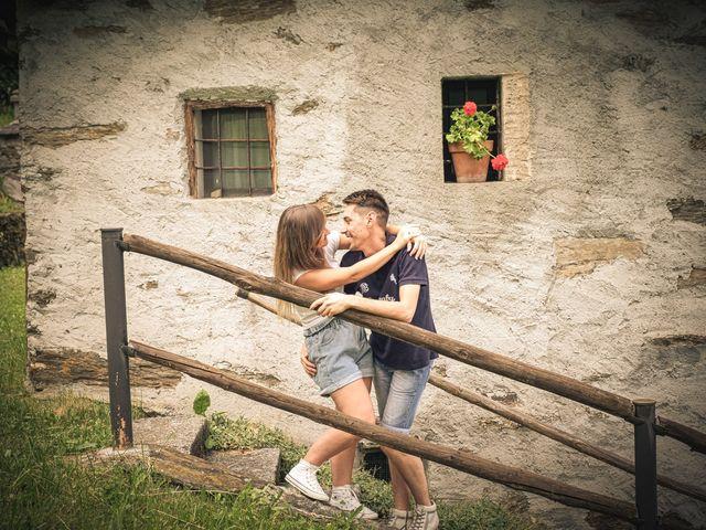 Il matrimonio di Andrea e Marta a Capo di Ponte, Brescia 3