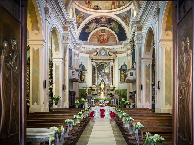 Il matrimonio di Andrea e Marta a Capo di Ponte, Brescia 14