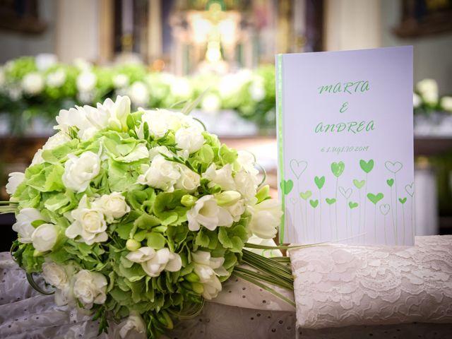 Il matrimonio di Andrea e Marta a Capo di Ponte, Brescia 15