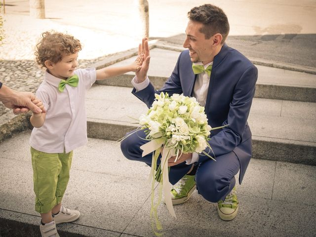 Il matrimonio di Andrea e Marta a Capo di Ponte, Brescia 16