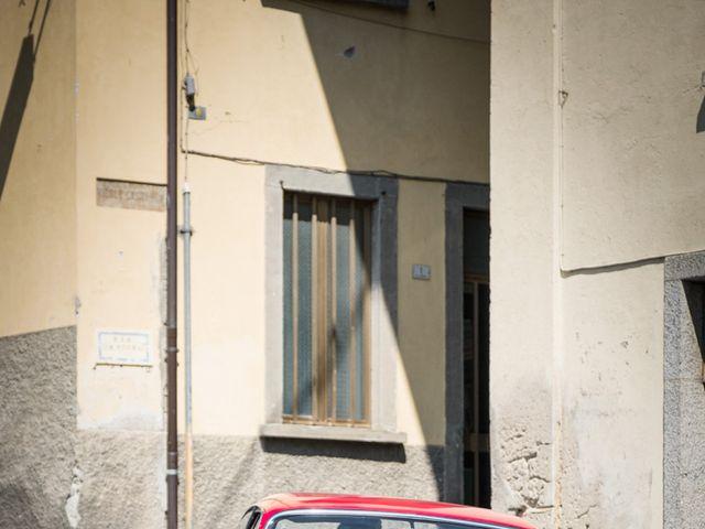 Il matrimonio di Andrea e Marta a Capo di Ponte, Brescia 17