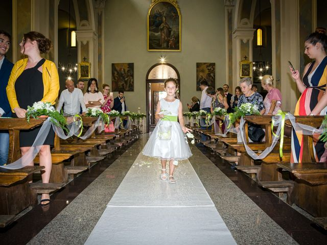 Il matrimonio di Andrea e Marta a Capo di Ponte, Brescia 19