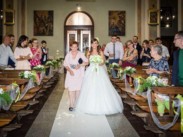 Il matrimonio di Andrea e Marta a Capo di Ponte, Brescia 20