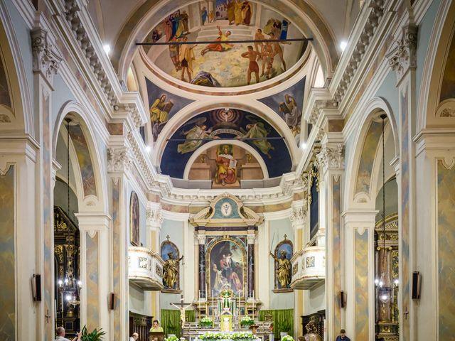 Il matrimonio di Andrea e Marta a Capo di Ponte, Brescia 21