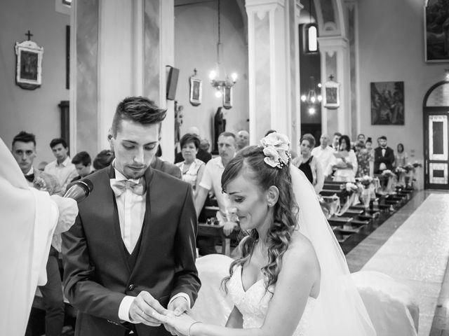 Il matrimonio di Andrea e Marta a Capo di Ponte, Brescia 23