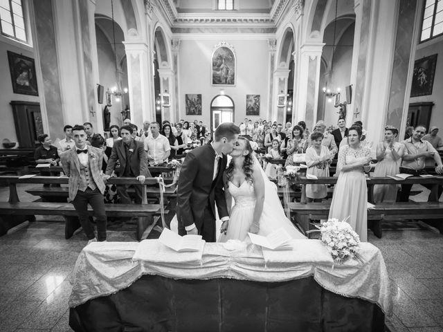 Il matrimonio di Andrea e Marta a Capo di Ponte, Brescia 24