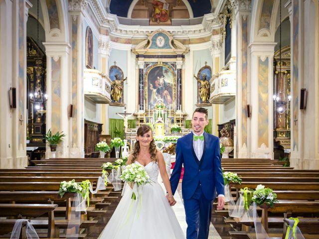 Il matrimonio di Andrea e Marta a Capo di Ponte, Brescia 25