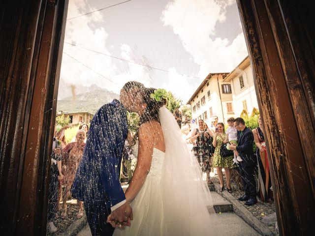 Il matrimonio di Andrea e Marta a Capo di Ponte, Brescia 26