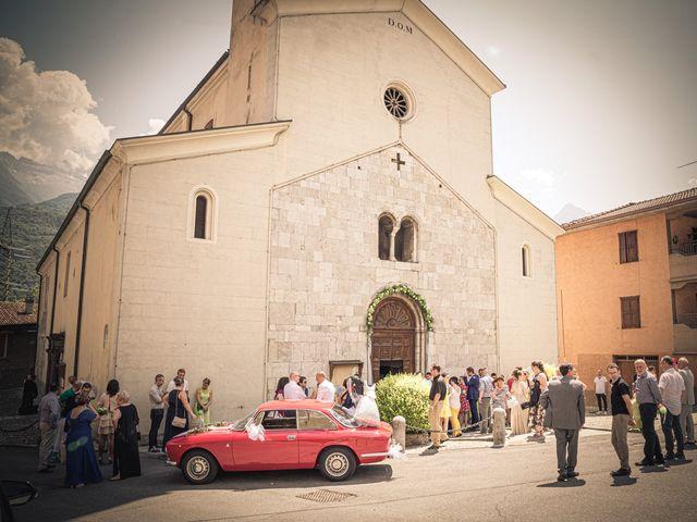 Il matrimonio di Andrea e Marta a Capo di Ponte, Brescia 28