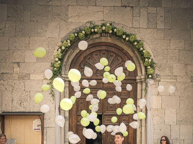 Il matrimonio di Andrea e Marta a Capo di Ponte, Brescia 1
