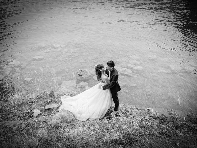 Il matrimonio di Andrea e Marta a Capo di Ponte, Brescia 31