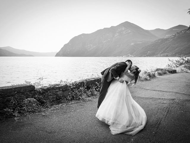 Il matrimonio di Andrea e Marta a Capo di Ponte, Brescia 33
