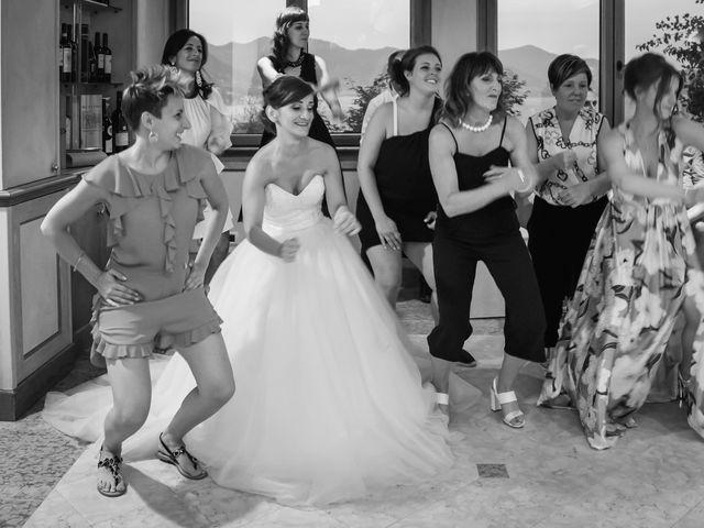 Il matrimonio di Andrea e Marta a Capo di Ponte, Brescia 41