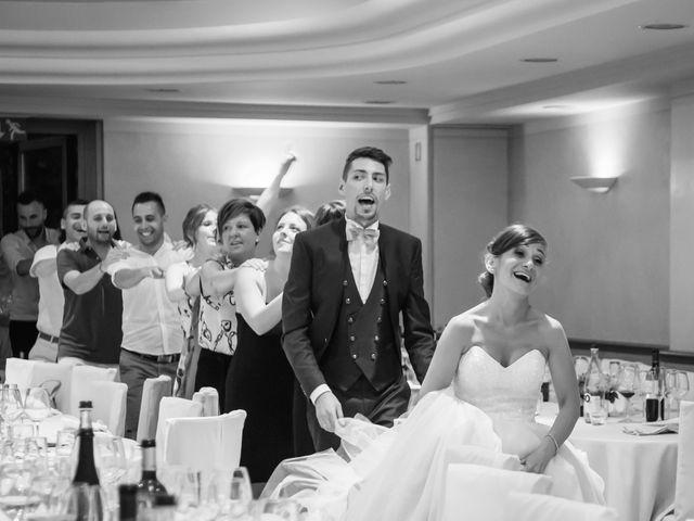 Il matrimonio di Andrea e Marta a Capo di Ponte, Brescia 42