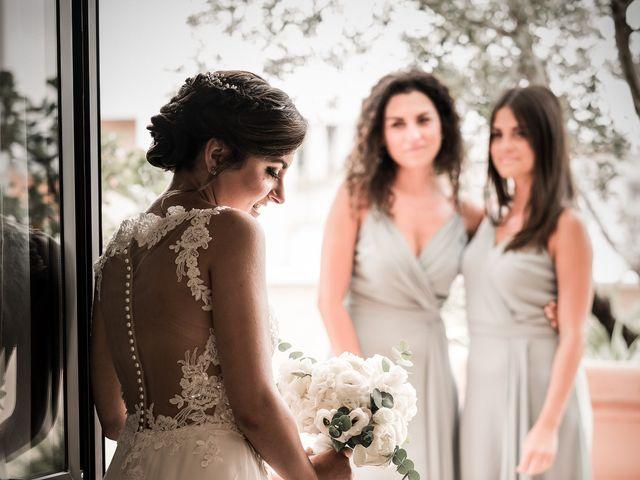 Il matrimonio di Federica e Luca a Foggia, Foggia 45