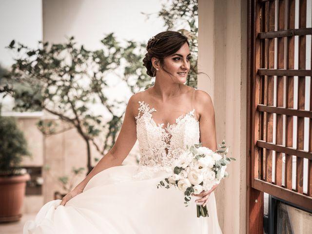 Il matrimonio di Federica e Luca a Foggia, Foggia 54