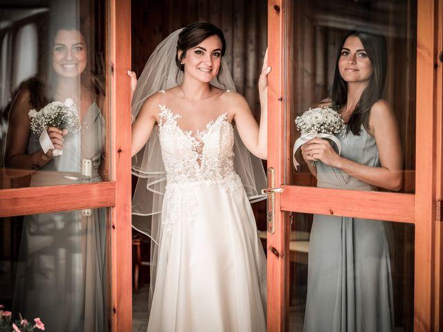 Il matrimonio di Federica e Luca a Foggia, Foggia 57
