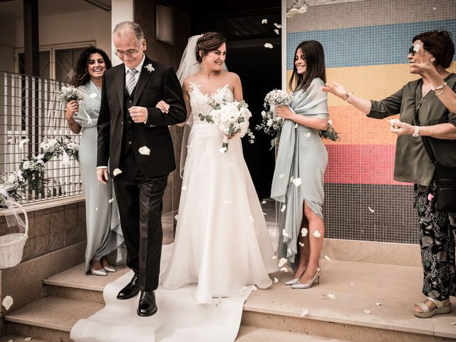 Il matrimonio di Federica e Luca a Foggia, Foggia 73