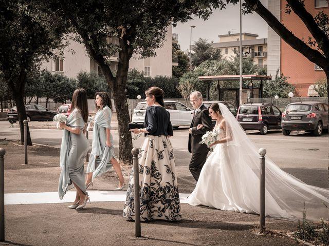 Il matrimonio di Federica e Luca a Foggia, Foggia 75