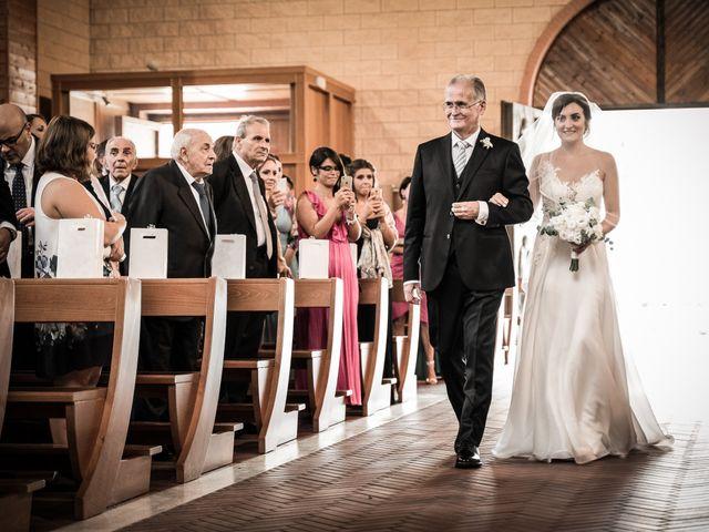 Il matrimonio di Federica e Luca a Foggia, Foggia 82