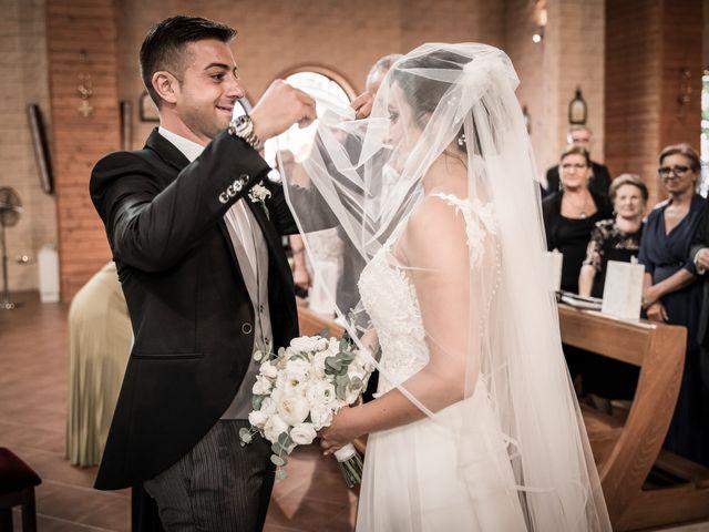Il matrimonio di Federica e Luca a Foggia, Foggia 83