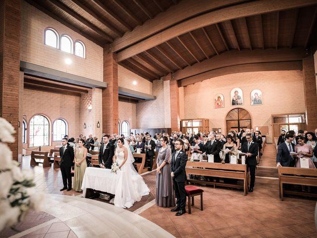 Il matrimonio di Federica e Luca a Foggia, Foggia 86