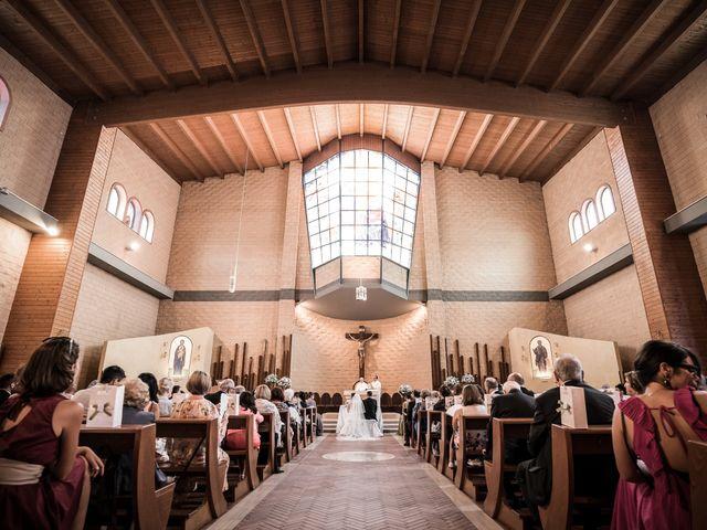 Il matrimonio di Federica e Luca a Foggia, Foggia 87
