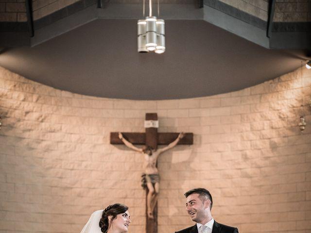 Il matrimonio di Federica e Luca a Foggia, Foggia 105
