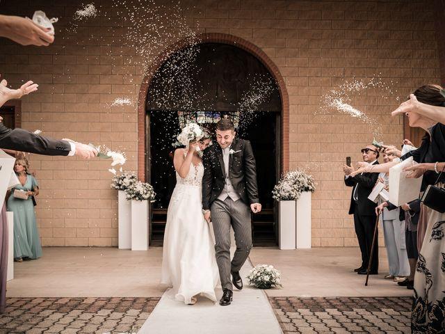 Il matrimonio di Federica e Luca a Foggia, Foggia 107