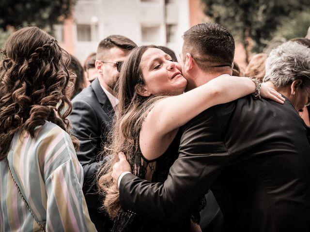 Il matrimonio di Federica e Luca a Foggia, Foggia 110