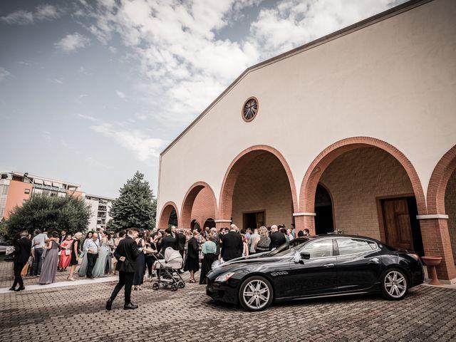Il matrimonio di Federica e Luca a Foggia, Foggia 112